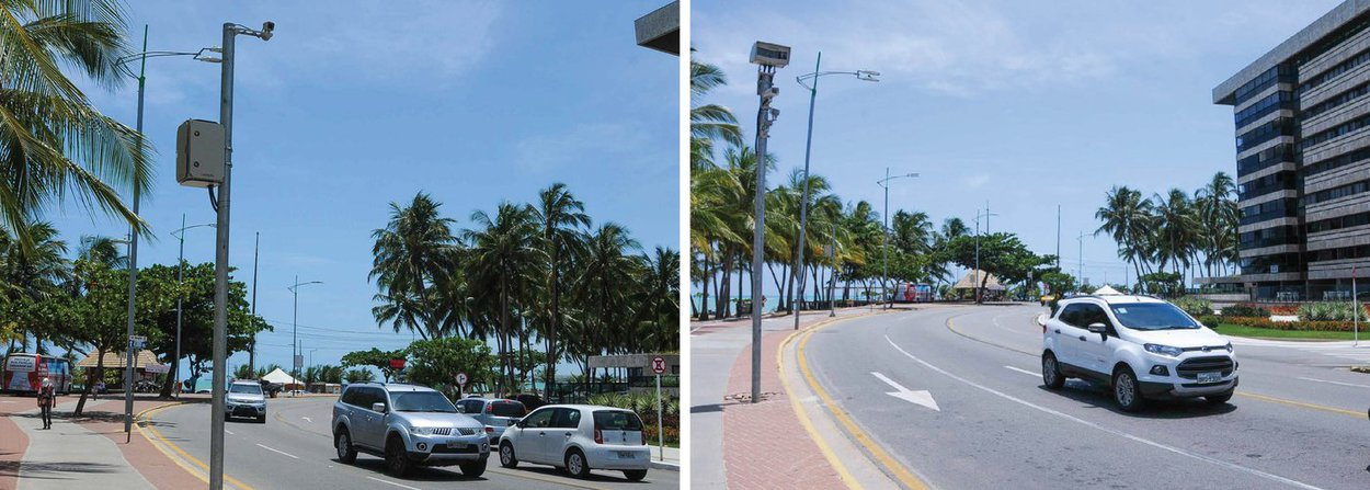 """Parecer do Ministério Público de Contas (MPC) de Alagoas recomenda a suspensão do contrato firmado entre a Prefeitura de Maceió e a empresa que implantou a fiscalização eletrônica de trânsito na capital; o MPC detectou uma falha no edital e quer mais transparência no processo e adequação ao regulamento do Tribunal de Contas da União (TCU); prefeitura esclarece que """"toda a documentação referente à contratação dos pardais está à disposição de qualquer interessado e dos mecanismos de controle""""; valor global da contratação para a fiscalização pelo prazo de cinco anos é de mais R$ 9 milhões"""