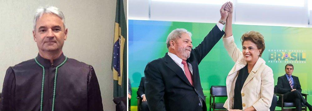 Decisão da Justiça Federal de Brasília determina a suspensão da posse do ex-presidente Lula como ministro da Casa Civil; alegação do juiz Itagiba Catta Preta Neto é de que há indícios de cometimento do crime de responsabilidade; cabe recurso