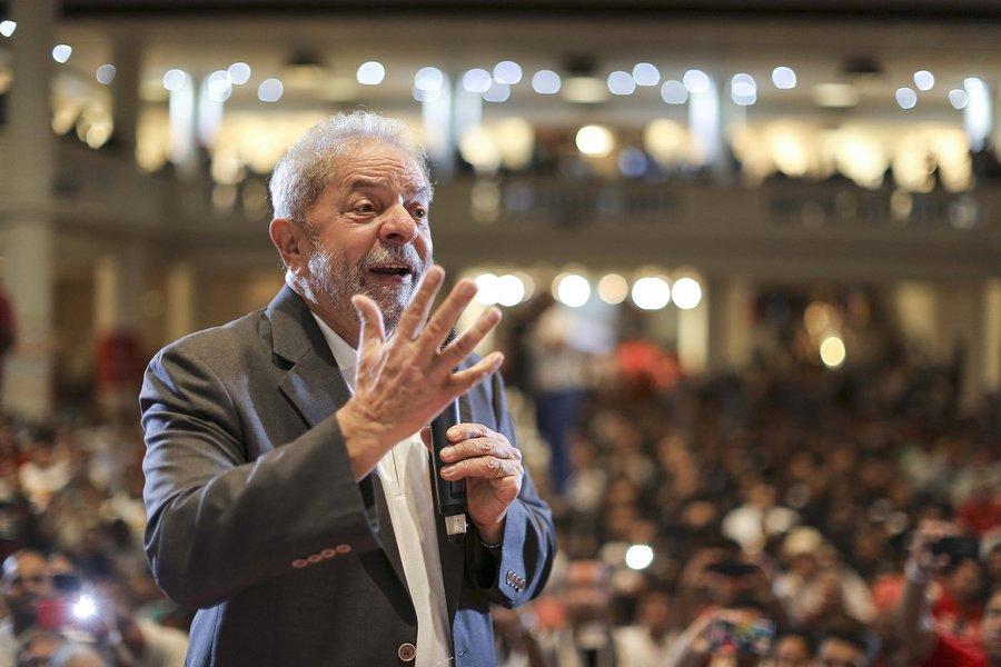 A vinda do ex-presidente Lula a Fortaleza, confirmada na semana passada, é pauta de reunião das executivas estadual e municipal do PT na manhã desta terça-feira (29). Lula participará de manifestação contra o golpe na capital cearense, marcada para este sábado (2)