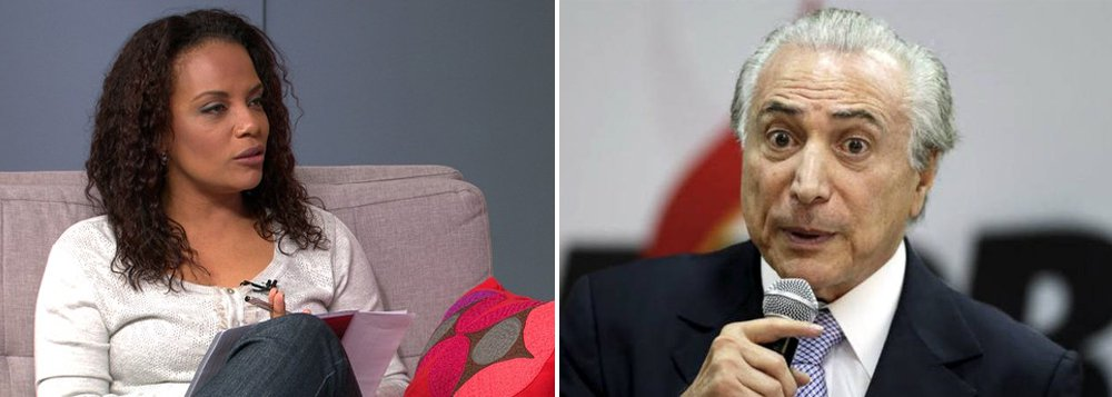 """""""Vejo, nas entrelinhas, uma velha estratégia masculina deinverter culpa e sugerir que foi 'obrigado a trair'"""", escreve Flávia Oliveira sobre a carta do vice à presidente Dilma Rousseff; ela questiona ainda: """"Se há cinco anos o vice se sente desrespeitado pela presidente, por que aceitou encabeçar com ela a chapa da reeleição?""""; para ela,""""claramente, o vice abraça a possibilidade de assumir a Presidência"""""""