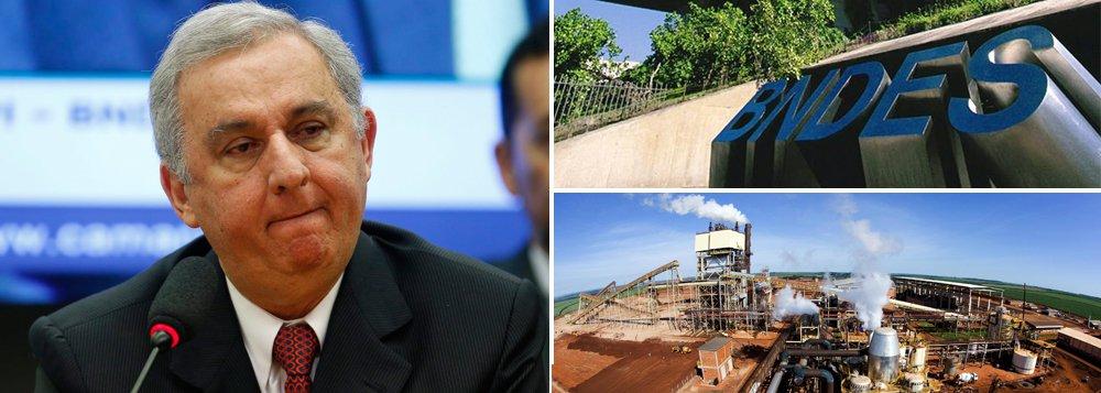 """Usina São Fernando, do empresário José Carlos Bumlai, preso na Lava Jato, entrou em recuperação judicial em abril de 2013, com dívida de R$ 1,2 bilhão; o BNDES concedeu financiamento de R$ 395 milhões à usina entre 2008 e 2009, que na época tinha o grupo Bertin como sócio; """"Seria ilusório e utópico afirmar que o grupo conseguirá cumprir com o plano que foi aprovado em assembleia, fato este que ensejaria a declaração de sua falência"""", diz o relatório"""