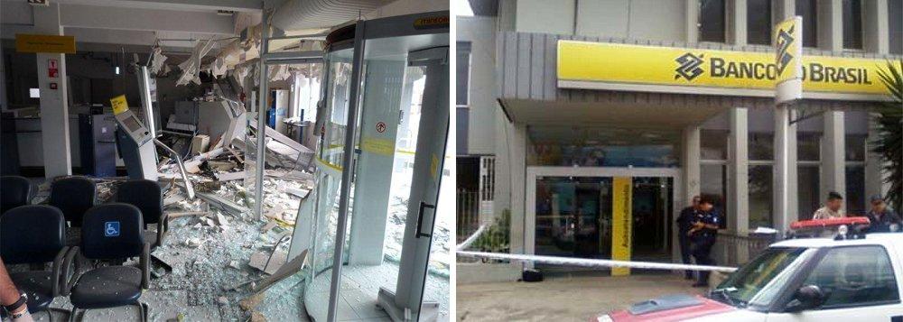 Segundo o sindicato dos Bancários, de janeiro a março deste ano 11 ataques a bancos foram registrados em Alagoas; o mapa, feito pela entidade aponta, ainda, roubos envolvendo funcionários, familiares e populares, arrombamentos de caixas eletrônicos e agências e tentativas de assaltos