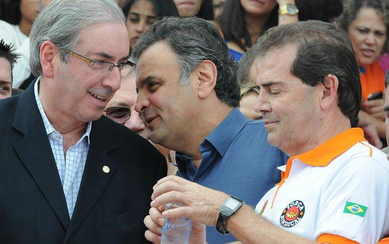 PSDB, DEM e quetais não conseguirão tirar a tatuagem de Cunha de suas marcas. Sempre haverá alguém a perguntar: mas e o Cunha?