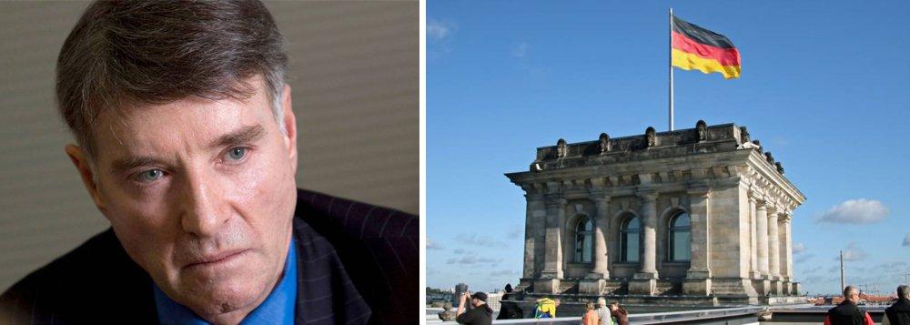 """Agência de notícias alemã Detsche Welle afirma que se o empresário Eike Batista, considerado foragido pela Polícia Federal, conseguir chegar à Alemanha, ele não poderá ser extraditado para o Brasil; """"A Constituição alemã é bem clara sobre o assunto: 'A República Federal da Alemanha não extradita os seus cidadãos', diz o artigo 16. A lei aponta que exceções podem ser feitas apenas se o pedido partir de algum outro país da União Europeia ou de alguma corte internacional da qual a Alemanha seja signatária, como o Tribunal Penal Internacional (TPI)"""", diz a DW"""