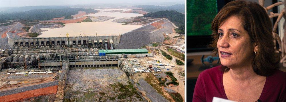 """Em direito de resposta solicitado ao jornal O Globo, a empresa Norte Energia, concessionária da usina hidrelétrica de Belo Monte, fez duras críticas à jornalista Miriam Leitão; empresa diz que Miriam """"não se preocupa com a verdade"""", e """"esquece"""" de informar fatores essenciais ligados à hidrelétrica; """"É surpreendente que a colunista Miriam Leitão, que tem a área de energia como uma das favoritas para sua coluna, não saiba que os empreendimentos do setor elétrico não são licitados por custo de implantação, mas pela tarifa da energia a ser praticada para a venda no mercado regulado"""", diz o texto; leia a íntegra"""