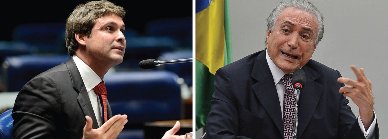 """O senador Lindbergh Farias (PT-RJ) afirmou nesta segunda (14) que não existem fundamentos jurídicos para o impeachment da presidente Dilma Rousseff que tramita na Câmara; ele disse que não há uma acusação direta contra a presidente e considerou inconsistentes e frágeis os argumentos das pedaladas fiscais e dos decretos de abertura de créditos suplementares utilizados no pedido de impeachment; o petista também criticou o comportamento do vice-presidente Michel Temer (PMDB); """"É um desrespeito, o vice-presidente tem que ter recato"""", afirmou"""