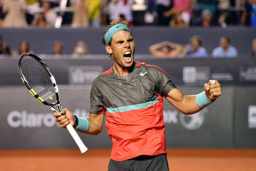 """""""Não sei quando poderei voltar a vencer um Grand Slam. Ou se voltarei a vencer um deles"""", declarou o 'Touro Miúra' em Nova Délhi, onde está participando da International Premier Tennis League (IPTL), competição festiva por equipes com grandes tenistas"""