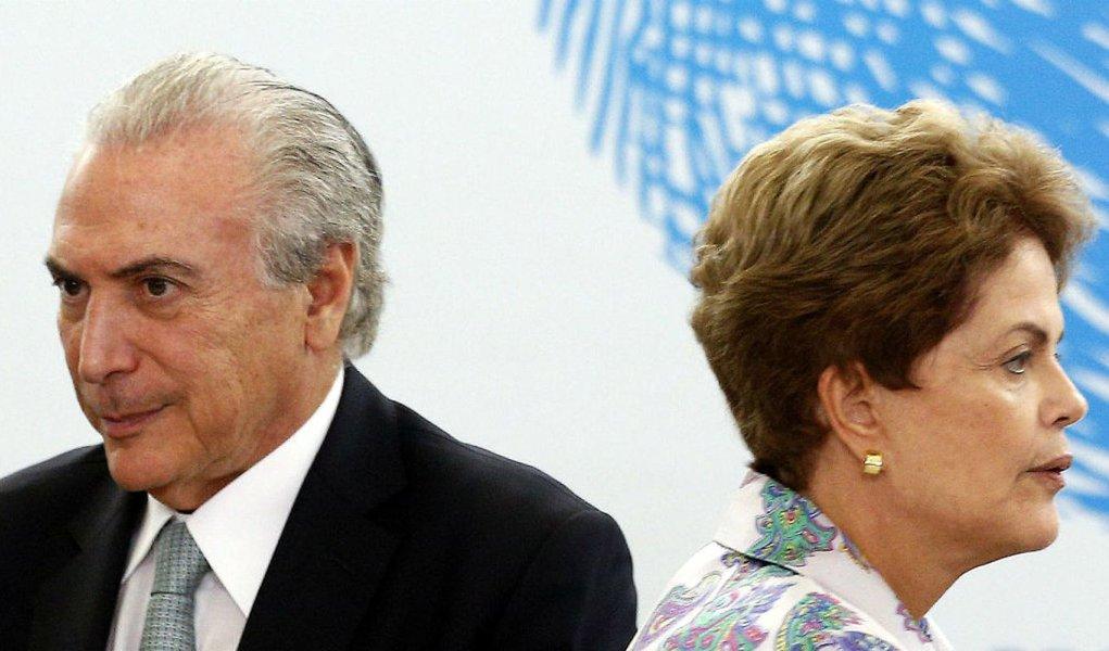 A ideia é defender que a contabilidade das campanhas de Dilma Rousseff, sob julgamento no tribunal, foi feita de forma separada; técnicos do TSE, no entanto, já se posicionaram contra essa possibilidade, alegando que a chapa que concorreu à Presidência é uma só, segundo Mônica Bergamo