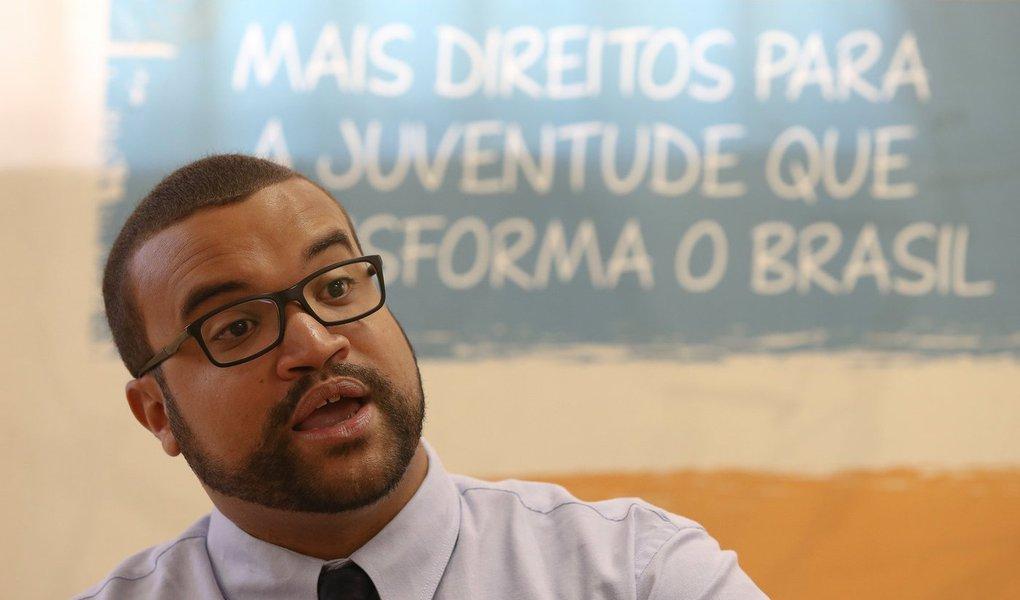 """Para ex-secretário de Juventude do governo Dilma Rousseff, o ex-secretário do governo Temer Bruno Júlio, demitido após defender """"uma chacina por semana"""" apos matança em presídios, fez apologia ao crime e deve responder à Justiça;""""As palavras usadas pelo sr. Bruno Júlio para comentar o massacre ocorrido em Manaus são apologia ao crime, e, portanto, merecem ser repudiadas politicamente e investigadas do ponto de vista judicial"""", diz ele"""