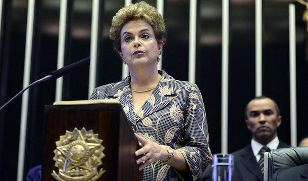 Enfrentaremos de cabeça erguida o pedido de impeachment de caráter vingativo e sem qualquer base legal apresentado por Cunha e venceremos, pois não há nenhum elemento que justifique qualquer interdição ao mandato da Presidenta Dilma