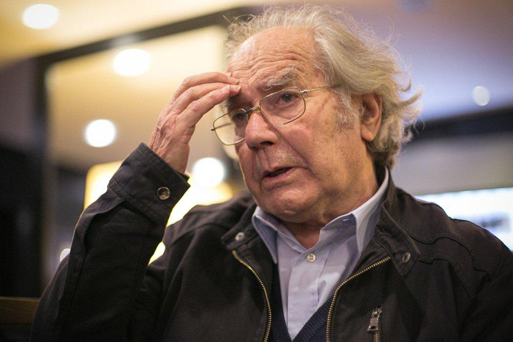 30/04/2016 - PORTO ALEGRE, RS - Entrevista com o prêmio Nobel da Paz de 1980, argentino Adolfo Pérez Esquivel. Foto: Guilherme Santos/Sul21