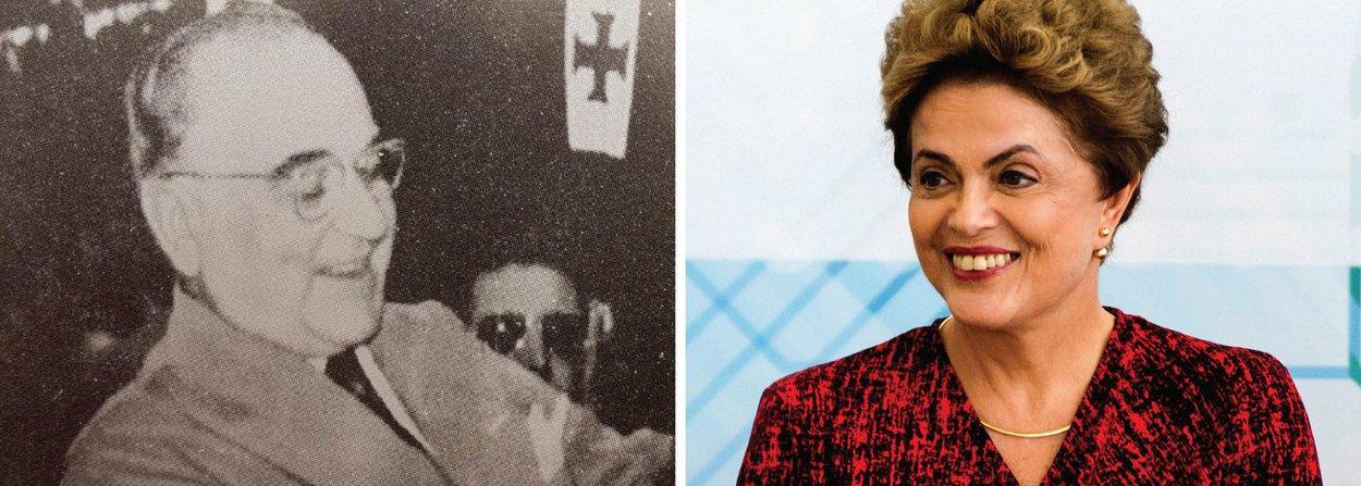 """""""Antes de reler textos a respeito do segundo governo Vargas eu achava que, superado o impeachment, como parece que está superado, Dilma teria fôlego para levar o governo para a frente. Já não estou tão seguro disso. Suspeito que, tal como fizeram com Getúlio, eles também não vão parar de querer derrubar Dilma"""", afirma Alex Solnik; na opinião do jornalista, """"tal como no caso de Getúlio, a corrupção está sendo usada como pretexto para tentar derrubar uma presidente. Tanto é que Getúlio se matou e a corrupção não morreu, continuou cada vez maior, como vemos agora. E Lacerda, o grande arauto da moralidade, aderiu ao golpe militar""""; """"O que eu quero dizer é que as forças que tentam derrubar a presidente não vão desistir depois do impeachment passar"""", conclui Solnik"""