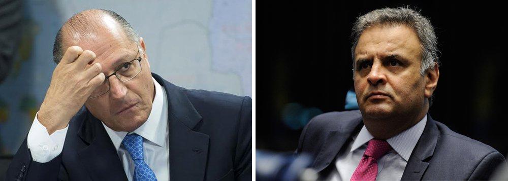 """A expectativa é de que no início de 2017 executivos da empreiteira Andrade Gutierrez sejam chamados para falar sobre pontos que não contaram na delação premiada, mas que foram expostos por delatores da Odebrecht, como corrupção em obras em São Paulo, onde a Odebrecht revelou propina ao governador Geraldo Alckmin (PSDB), o """"Santo"""", e na cidade administrativa de Belo Horizonte, onde Aécio Neves (PSDB) é acusado de fazer parte do esquema"""