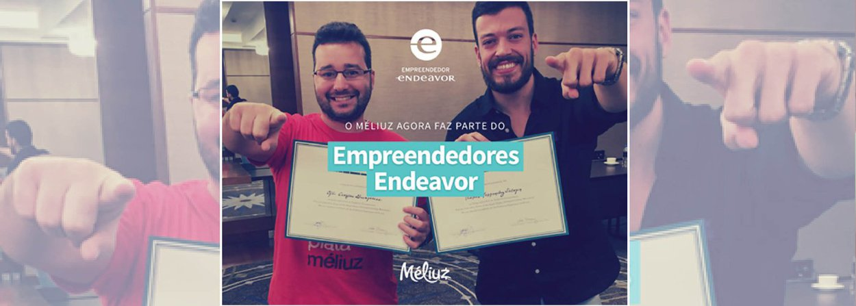 A startup brasileira Méliuz recentemente recebeu o título de Empreendedor Endeavor, o que significa que a empresa terá apoio de capacitação, contatos e estudos pela Endeavor; o grande diferencial da Méliuz é trabalhar com cupons de desconto e também retornar uma parte do valor gasto nas compras, direto na compra bancária