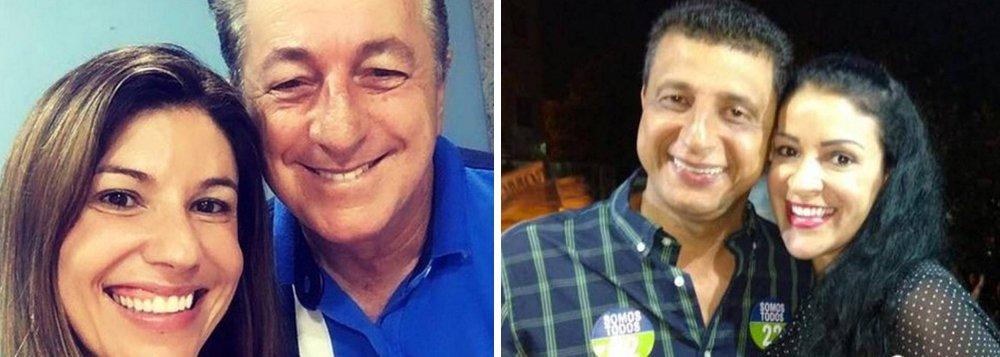 """Em seis municípios do Rio de Janeiro os eleitores elegeram, como prefeitas, as mulheres de ex-prefeitos impedidos pela justiça de disputar os cargos, acusados por mau uso de dinheiro público e abuso de poder político e econômico; para os eleitores, talvez seja hora de torcer para que as futuras gestoras não imitem os crimes dos seus principais apoiadores: """"os maridões"""""""
