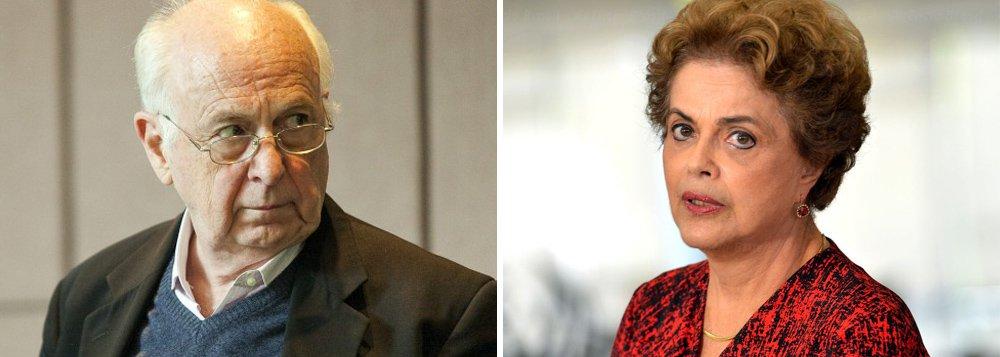 """""""Eu digo há muito que o problema é político. Que o Banco Central mantém uma taxa de juros real tão alta devido aos interesses dos rentistas e dos financistas que administram a riqueza dos primeiros. E que esses rentistas não são apenas os muito ricos. Há uma grande classe média rentista, que está muito satisfeita com os juros altos. Mais do que isso, exige que os juros sejam altos"""", diz Luiz Carlos Bresser Pereira, ex-ministro de FHC; """"Isto ficou muito claro em 2012, quando a presidente Dilma Rousseff logrou baixar os juros para 2% reais. A meu ver foi esse o fato principal que fez a classe média tradicional se voltar contra ela, e sua popularidade cair verticalmente em 2013"""""""