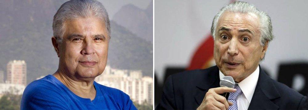 """Colunista Ricardo Noblat também detonou a sequência de """"passos falsos"""" do vice Michel Temer contra Dilma Rousseff; """"Uma coisa é o vice divergir do presidente. Tem esse direito. Outra bem diferente é passar a se opor a ele. Outra mais grave é conspirar contra ele, ambicionando subtrair-lhe o lugar"""", diz; """"Ao comportar-se assim, Temer não só dá razão às queixas incandescentes de Dilma, mas reforça o discurso do PT de que impeachment é golpe, quando não é. E de que ele é um dos golpistas. Temer contribui para aumentar as dificuldades que enfrentará ao assumir o governo"""", acrescenta"""