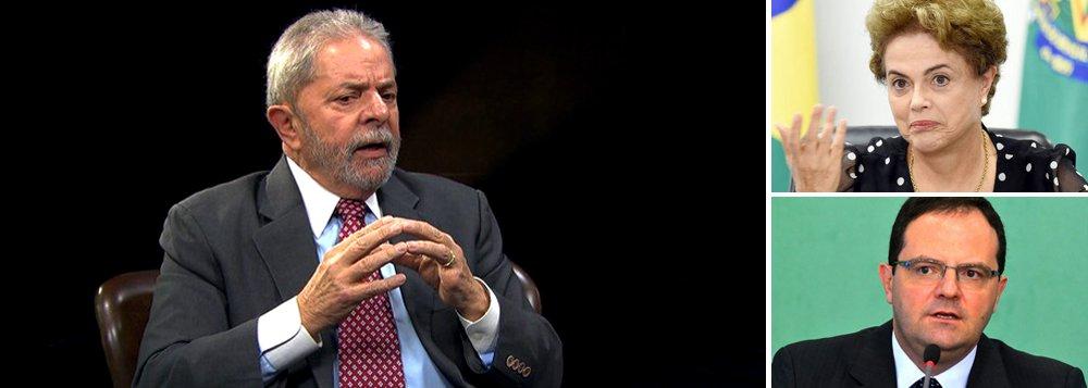Ex-presidente Lula só deve aceitar o convite da presidente Dilma Rousseff para assumir um ministério se ela se comprometer a mudar a política econômica; a entrada de Lula no governo deve provocar uma inflexão à esquerda; segundo a colunista Natuza Nery, do Painel, o líder petista só veria alguma saída para a crise se reconectar a gestão de Dilma Rousseff com a base social do PT, insatisfeita com a reforma da Previdência e com corte de gastos sociais; Nelson Barbosa continuaria à frente da Fazenda e Ricardo Berzoini, que deve perder a Secretaria de Governo para Lula, pode ficar como secretário-executivo da pasta