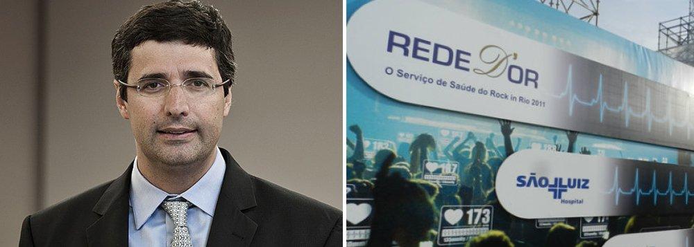 Banco de André Esteves pode anunciar nas próximas horas a venda da Rede D'Or, grupo de hospitais que tem unidades como o São Luiz; valor da transação chegaria a R$ 2 bilhões e ajudaria o banco a enfrentar a crise provocada pela prisão do banqueiro, que gerou onda de saques no BTG Pactual