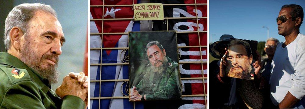"""""""Eu estava em Havana, em 2006, quando a revista Time publicou que Fidel Castro estava à beira da morte, em função de um câncer no intestino"""", escreve Paulo Moreira Leite, colunista do 247. """"A notícia era absurdamente falsa, como se sabia nos círculos diplomáticos da capital cubana, mas ajuda a mostrar a péssima qualidade das informações publicadas sobre o país e sobre Fidel"""". Conforme PML, """"o anti-imperialismo irredutível de Fidel parece receber uma divertida homenagem nos dias de hoje, quando o capitalismo enfrenta sua pior crise desde 1929"""""""