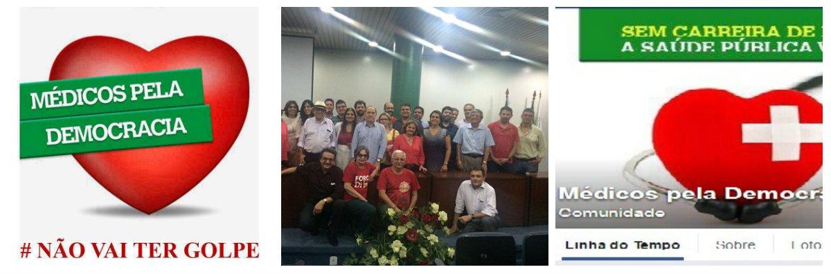 Em reunião realizada na noite da última terça-feira (22), em Fortaleza, um grupo de médicos cearenses aprovou a criação do movimento e lançou um manifesto e um abaixo assinado, que está aberto a assinatura de médicos de todo o Brasil