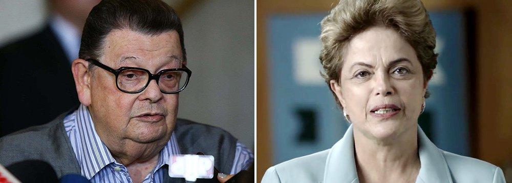 """Ex-ministro Delfim Netto afirma que a presidente Dilma Rousseff recebeu um voto de confiança da sociedade para fazer """"mais do mesmo"""", mas errou ao tentar reduzir fortemente as taxas de juros e as tarifas do setor elétrico; """"Fez dois movimentos desastrados: a partir de meados de junho de 2011, forçou uma baixa artificial da taxa de juros e, em setembro de 2012, introduziu a generosa ideia da 'modicidade tarifária' no sistema energético e que quase o destruiu"""", diz Delfim"""