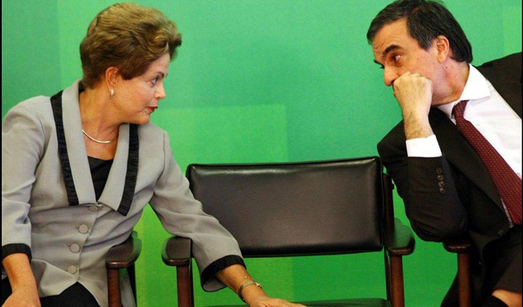 """Ministro da Justiça, Eduardo Cardozo, diz que """"não há justa causa para o impeachment de Dilma Rousseff""""; """"Não se pode pacificar o País fora da lei e da Constituição"""", afirma; ele não se diz surpreso com o apoio do PSDB ao processo: """"Desde o anúncio das eleições eles buscam reverter o resultado das urnas das mais variadas formas; a novidade é que pessoas que lutaram contra a ditadura parece que agora acreditam que a melhor saída para o País é uma medida que afronta a Constituição e os mais elementares princípios democráticos"""""""