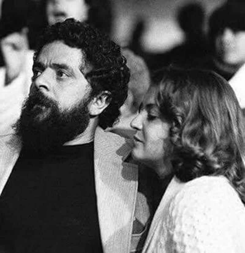 Se as elites atrasadas não perdoaram a presença de Lula na presidência, não suportaram ainda mais ter essa mulher, simples, valente e grande companheira, no primeiro plano da vida social e política