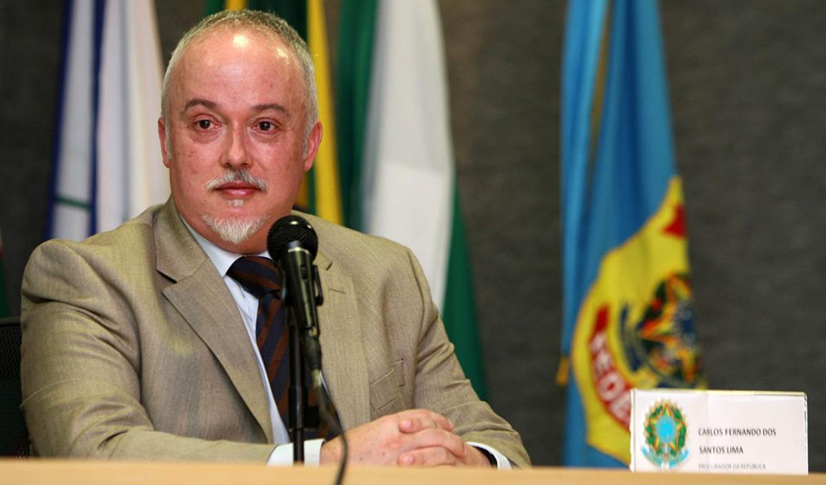 Carlos Fernando dos Santos Lima,procurador regional em Curitiba