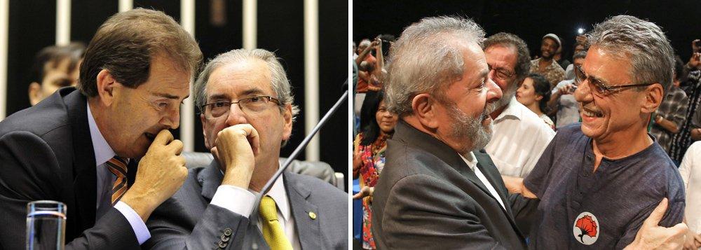 """A lista das figuras públicas que são contra e a favor do impeachment da presidente Dilma;para o sociólogo da USP Wagner Iglecias, é difícil fugir do ditado """"diga-me com quem andas..."""" neste momento decisivo para a história política do Brasil"""