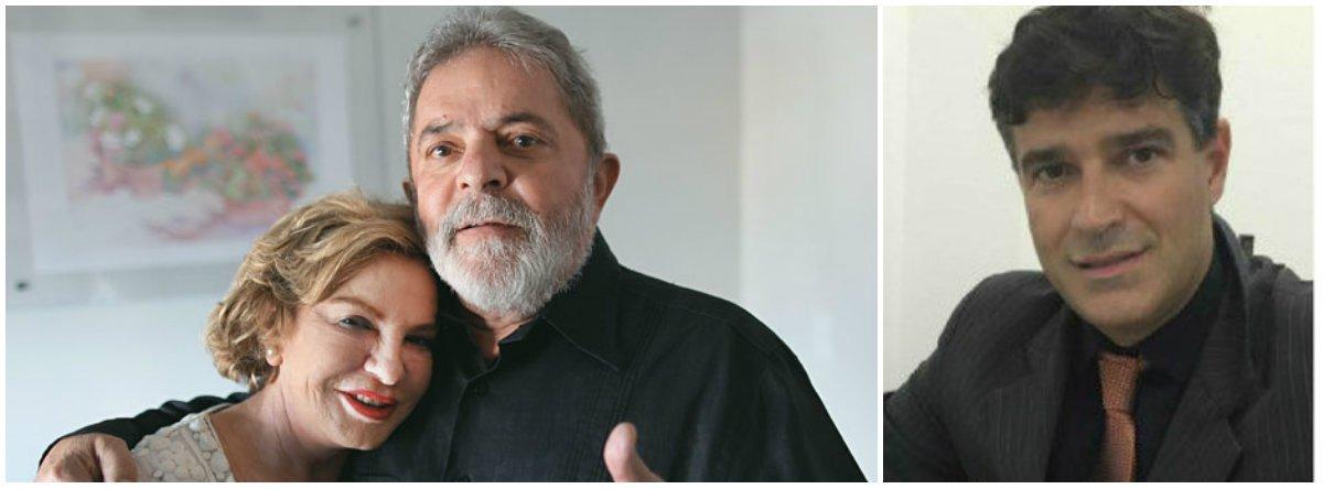 """Em nota divulgada na tarde deste sábado, o Instituto Lula afirma que o promotor Cássio Conserino, do Ministério Público de São Paulo, """"violou a lei e até o bom senso ao anunciar, pela imprensa, que apresentará denúncia contra o ex-presidente Lula e sua esposa, Marisa Letícia, antes mesmo de ouvi-los""""; """"Os advogados do ex-presidente examinam as medidas que serão tomadas diante da conduta irregular e arbitrária do promotor"""", diz a assessoria; o promotor acusa Lula, no entanto, de ocultar um patrimônio que sequer é dele; """"Quanto à revista Veja, que utilizou a entrevista do promotor para mais uma vez ofender e difamar o ex-presidente Lula, será objeto de nova ação judicial por seus repetidos crimes"""", diz o texto"""