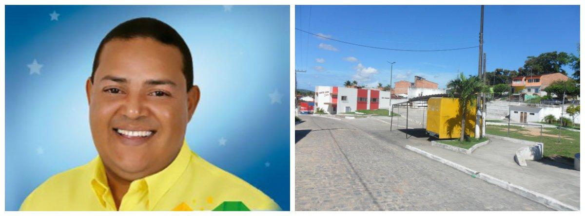 O prefeito eleito do município de Santa Luzia do Norte, Edson Matheus (PRB), tomou posse no último domingo (1º) e, em seguida, voltou para o quartel do Corpo de Bombeiros, em Maceió, onde está detido acusado de estupro de vulnerável; cargo deveria ser ocupado pelo vice, que não quer assumir
