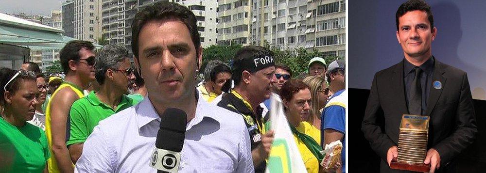 """Para o jornalista Fernando Brito, o ex-presidente Lula """"sem condenações, sem ser réu em processo algum, foi cassado""""; """"A imprensa, mal disfarçadamente, comemora a cassação de Lula. É a junção do AI-Moro com o AI-Mídia"""", afirma; Brito aponta que há contra Lula uma""""presunção de culpa""""; """"O Brasil já tem uma ditadura, a ditadura é que ainda não tem o Governo"""""""