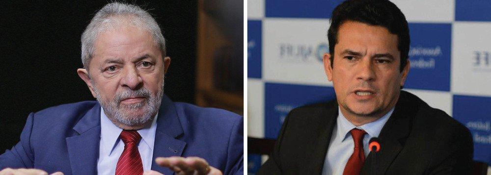"""Embora não fosse obrigado, o ex-presidente Lula prestou depoimento nesta quarta-feira 30 ao juiz Sérgio Moro; arrolado como testemunha de defesa do deputado cassado Eduardo Cunha (PMDB), Lula fez questão de responder a todas as perguntas, porque é """"o maior interessado na verdade""""; Lula reafirmou queas indicações de Nestor Cerveró e Jorge Zelada para a Petrobras foram feitas pelo PMDB; """"Eu já expliquei mais de uma vez que, quando o partido compõe uma aliança política para governar, todos os partidos que integram essa aliança podem reivindicar ministério ou cargo. Assim que era montado antes, durante e depois. E assim que é montado agora"""", afirmou; vídeo"""