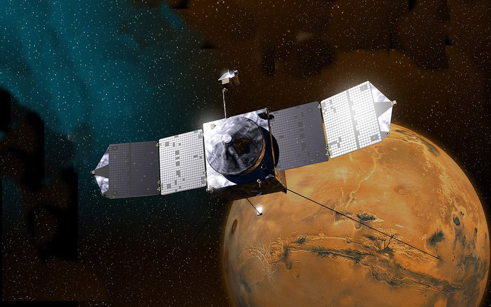 Uma antiga e profunda cratera na superfície de Marte foi escolhida como o melhor lugar para se buscar a presença – atual ou passada – de vida no planeta. Cratera de impacto, Argyre apresenta as melhores condições para sustentar, ou ter sustentado, formas de vida.