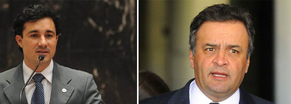 """A afirmação é do deputado Cristiano Silveira (PT) ao 247;para ele, o Poder Judiciário não julga """"de forma eficiente"""", processos que envolvem o PSDB;""""A turma coloca Aécio como o paladino da moral. Como dizem os deputados da oposição, """"o mais querido do Brasil"""". Mas não discutem que ele foi denunciado pelo Ministério Público Federal por desviar mais de 14 bilhões da saúde; que foi citado pelo Youssef, delator da Lava-Jato, dizendo que a lista de Furnas é verdadeira – que Aécio recebeu dinheiro de lá. Não vemos a veemência do Judiciário em julgar esse tipo de coisa"""", criticou"""