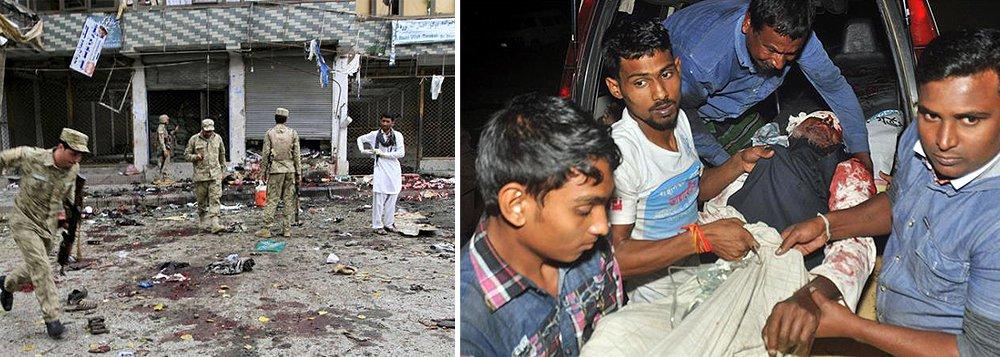 Ataque contra uma mesquita xiita em Bangladesh deixou um morto e três feridos; homens armados entraram na mesquita de Shibganj, a cerca de 125 quilômetros ao norte de Daca, abrindo fogo contra os fiéis nesta quinta-feira 26
