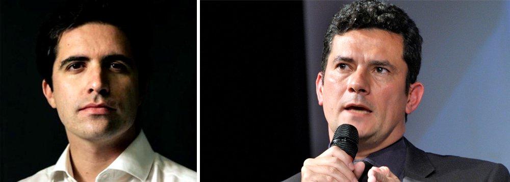 Colunista Bernardo Mello Franco questiona a reação de Sérgio Moro, da Lava Jato, a seu status de super-herói conquistado nas manifestações de domingo: 'um juiz não deveria buscar apoio da opinião pública nem se associar a investigações conduzidas por procuradores e policiais. Enquanto a lei não mudar, seu papel é analisar provas e decidir de forma imparcial'; segundo ele, Moro, que declarou que não tem ligação com partidos, também deveria cuidar das aparências; cita sua presença em um jantar do Lide, coordenado pelo prefeitável tucano João Doria