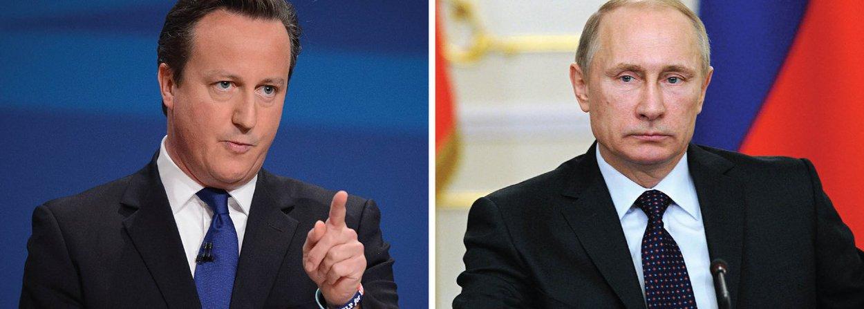 """O primeiro-ministro britânico, David Cameron, disse em Davos, na Suíça, que o ex-espião da KGB Alexander Litvinenko foi assassinado numa """"ação autorizada pelo Estado""""; """"O que ocorreu foi absolutamente chocante e este relatório confirma aquilo em que sempre acreditamos, aquilo em que o último governo trabalhista acreditava sobre o terrível assassinato, que foi uma ação autorizada pelo Estado"""", afirmou Cameron em declarações às televisões britânicas durante o Fórum Económico Mundial de Davos"""