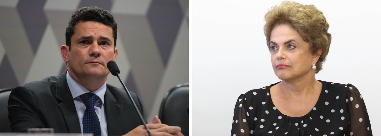 Juiz federal Sérgio Moro, da Operação Lava Jato, disse em Curitiba que tirar a presidente Dilma Rousseff do poder não é a solução para o país; a declaração do magistrado ocorreu em palestra na Associação Médica do Paraná