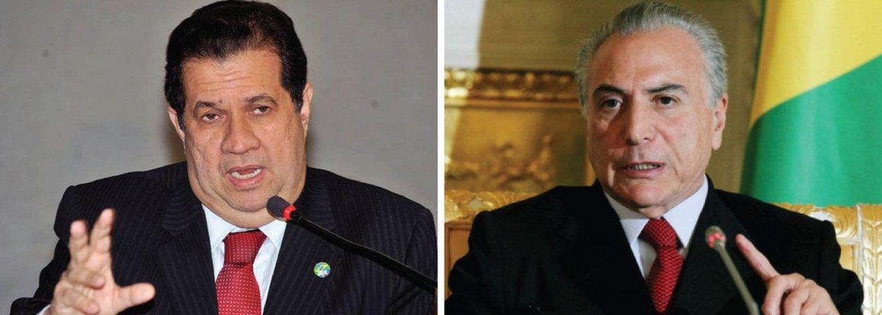 """Presidente nacional do PDT classificou como """"oportunismo"""" a carta do vice-presidente Michel Temer (PMDB) à presidente Dilma Rousseff; ele criticou o trecho em que Temer diz que Dilma não confia nele e nem no PMDB; """"O PMDB é como uma federação, cada estado tem uma realidade e você tem, dentro do PMDB, o que apoiou a Dilma e o que apoiou o Aécio. Então, outra coisa que pergunto: de qual PMDB ele fala na carta?"""", questiona"""