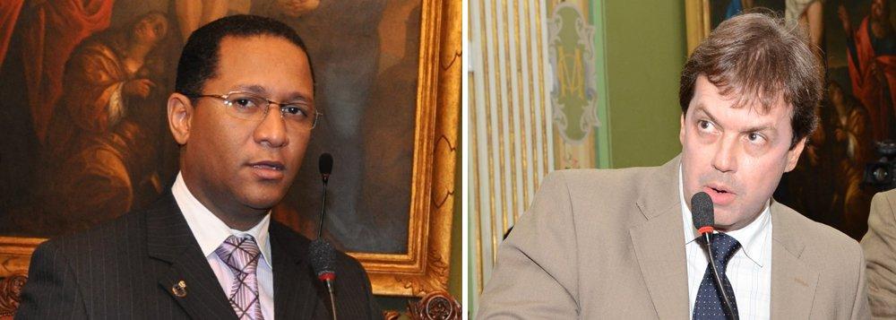 """O líder do governo na Câmara Municipal, vereador Joceval Rodrigues (PPS), rebateu as declarações do colega de parlamento José Trindade (PSL) de que o prefeito ACM Neto (DEM) é contra o Uber """"por não ter como extorquir o serviço""""; Joceval pede """"responsabilidade"""" ao oposicionista, que, segundo ele, """"tem dado declarações fora da realidade"""". """"Acho que foi uma declaração infeliz. Ele quer tomar o lugar de Aladilce (PC do B) como líder da oposição"""", ironiza o líder governista"""
