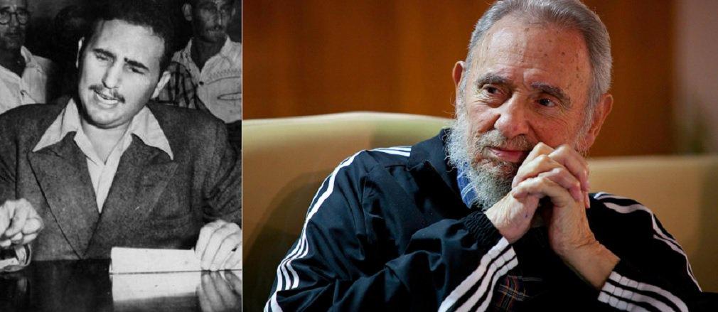 """Formado em Direito e Direito Diplomático na Universidade de Havana, líder cubano começou a advogar para os pobres em 1950, mas seu principal cliente foi ele mesmo; em dezembro daquele ano, o recém-formado e seu amigo Enrique Benavides foram acusados de participar de protestos estudantis contra o governo; responsável pela defesa dele e de Benavides, Fidel proferiu um apaixonado discurso, no qual citou o clássico manifesto J'accuse, do escritor francês Émile Zola; em 16 de outubro de 1953, Fidel pronunciava em mais uma autodefesa, após ser preso pelo assalto ao quartel Moncada, em Cuba, – quando tentou derrubar o então presidente e ditador Fulgêncio Batista a sua mais célebre frase: """"A história me absolverá"""""""