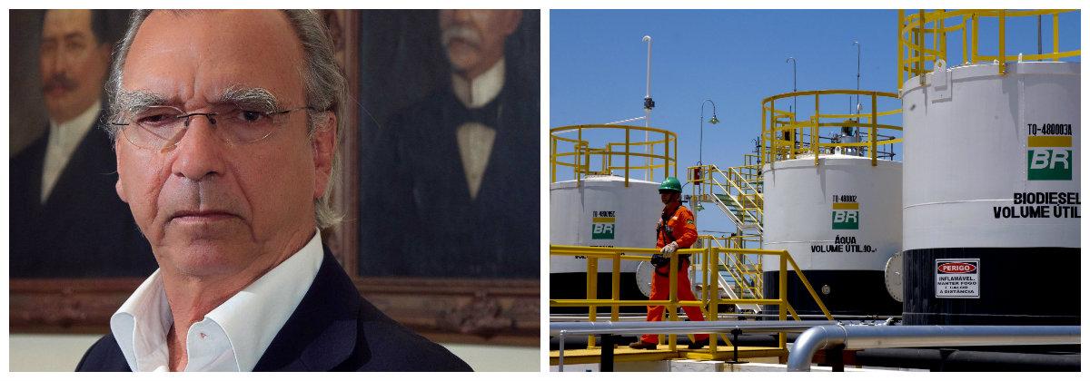 Presidente do Clube de Engenharia, Pedro Celestino, e Petrobras .2