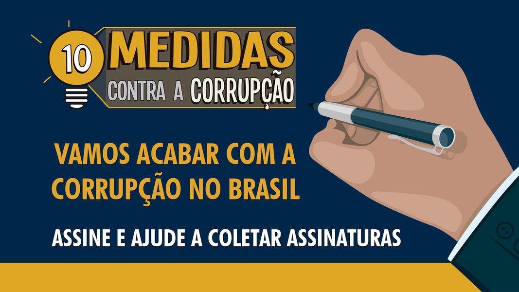 """Se o projeto de lei das dez medidas anticorrupção for aprovado conforme redigido pelos procuradores, os quais foram classificados de """"cretinos"""" pelo ministro Gilmar Mendes, a tortura e o dedurismo serão legalizados no Brasil"""