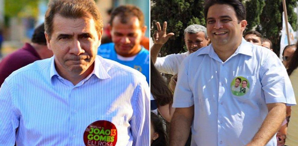Pesquisa do Instituto Veritá mostra o candidato Roberto do Orion (PTB) favorito para vencer a disputa pela prefeitura de Anápolis contra o atual prefeito João Gomes (PT); no levantamento estimulado, Roberto tem 45,9% e Gomes aparece com 33,9%; nos votos válidos, Roberto alcançou 57,6% e João Gomes obteve 42,4%; Roberto foi a grande surpresa da eleição em Anápolis; começou nas últimas posições, cresceu ao longo da campanha e passou ao segundo turno