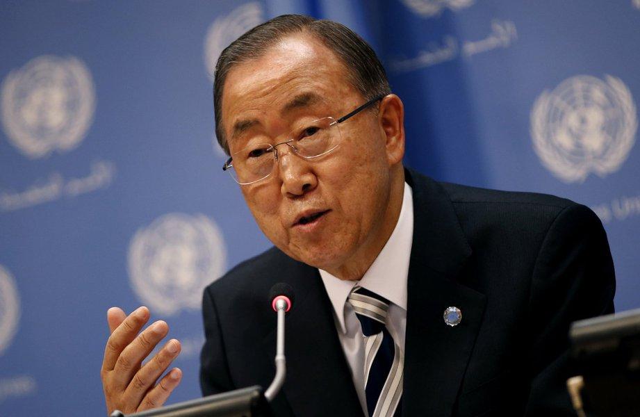 O secretário-geral da ONU Ban Ki-moon teria recebido suborno no valor de mais de 200 mil dólares de empresário coreano. É o que afirma a publicação sul-coreana Sisa Journal