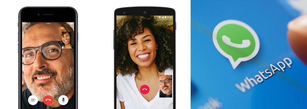 Novo recurso do aplicativo de mensagens deve chegar a todos os aparelhos nos próximos dias; sistema será parecido com o Skype e o Duo, do Google