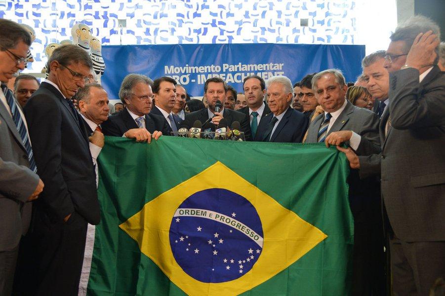 Parlamentares que formaram frente pelo impeachment da presidente Dilma destacam-se por histórico histriônico, denúncias de corrupção, busca por holofotes, trapalhadas midiáticas e votos contra os trabalhadores, dizHylda Cavalcanti, da Rede Brasil Atual