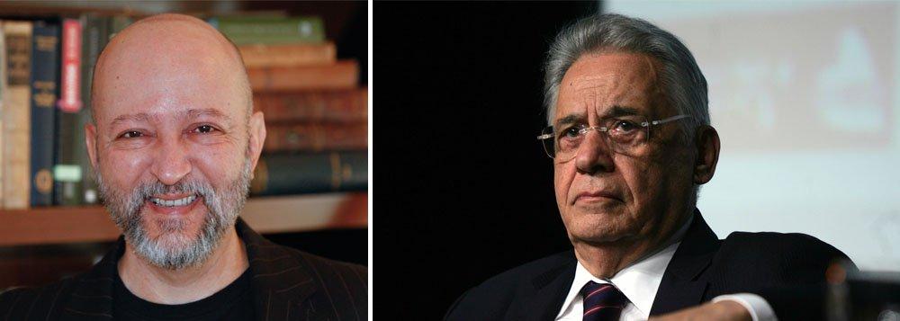 """Declaração do ex-presidente tucano de que o envolvimento do senador Delcídio do Amaral (PT-MS) no recebimento de propina de US$ 10 milhões quando era diretor da Petrobras em seu governo, foi criticada pelo colunista Josias de Souza, do UOL; """"FHC sabe que a corrupção no seu governo não foi ocasionada pela conduta imprópria de personagens obscuros"""", afirma; Josias cita, """"apenas para refrescar a memória do ex-presidente tucano"""", o escândalos de desvios de dinheiro na Sudam"""